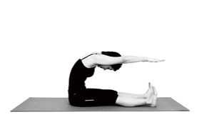 Spine Stretch Forward